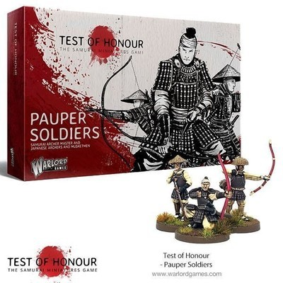 Test Of Honor Pauper Soldiers