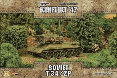 Soviet T-34/ZP