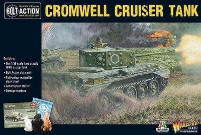 GB Cromwell Cruiser Tank