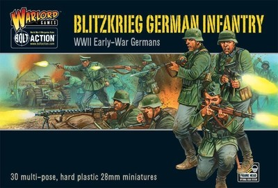 German Blitzkrieg Infantry
