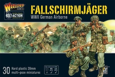 German Fallschirmjager