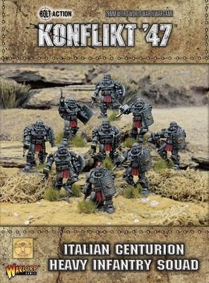 Italian Centurion Heavy Infantry Squad