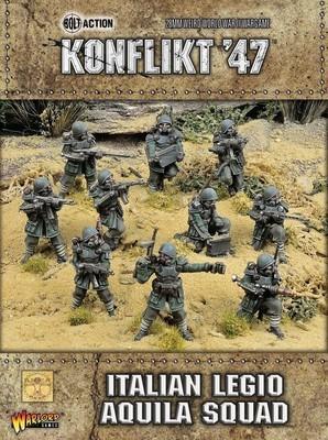 Italian Legio Aquila Squad