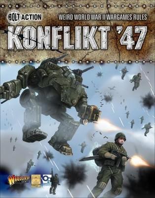 Konflikt '47 Rulebook
