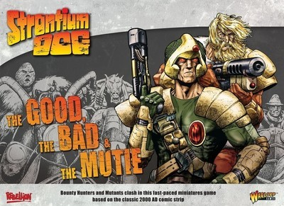 Strontium Dog The Good The Bad The Mute