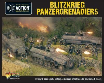 Blitzkrieg Panzergreadiers