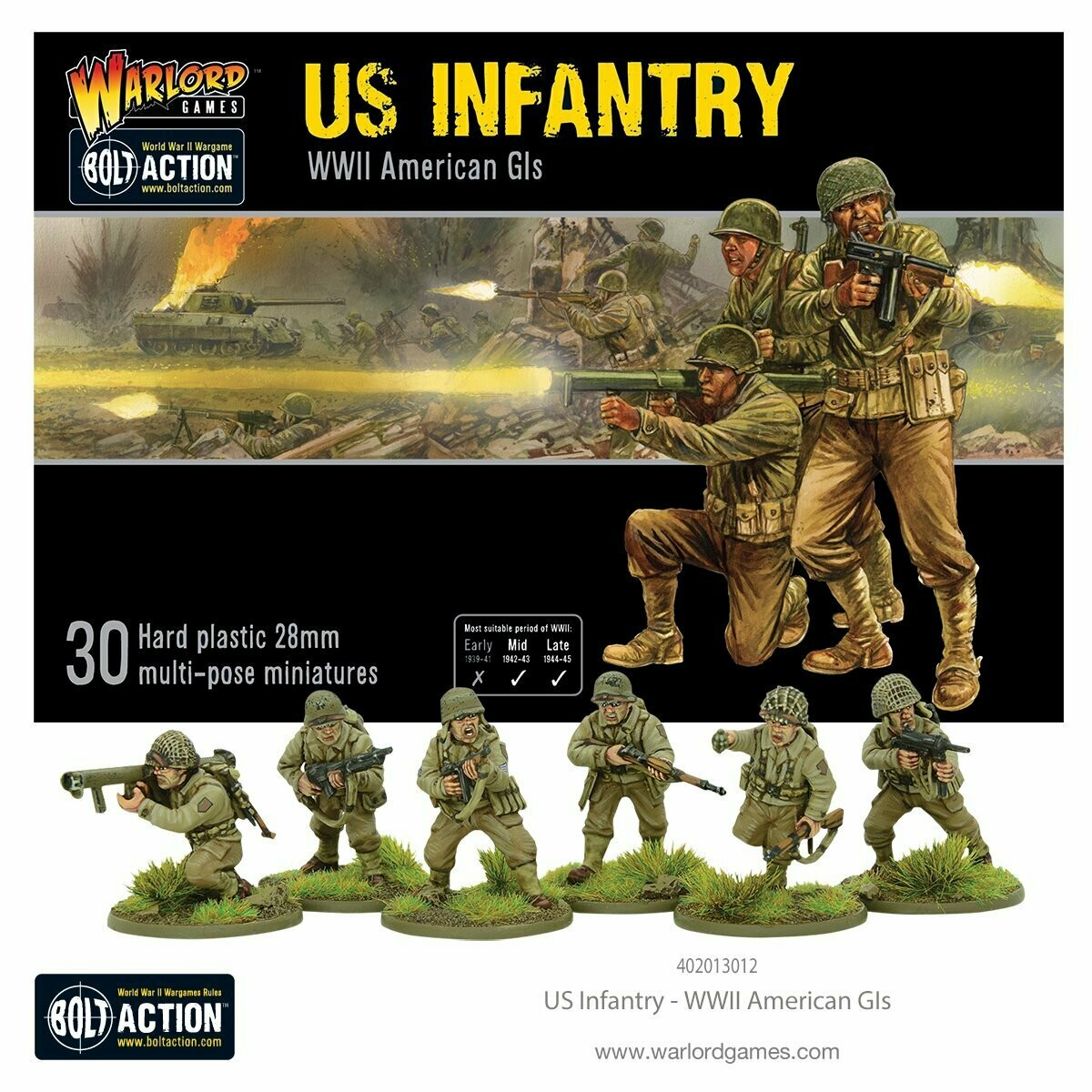 Us Infantry Bolt Action
