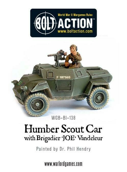Humber Scout Car