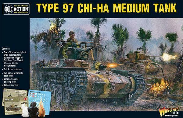 Type 97 Chi Ha Medium Tank