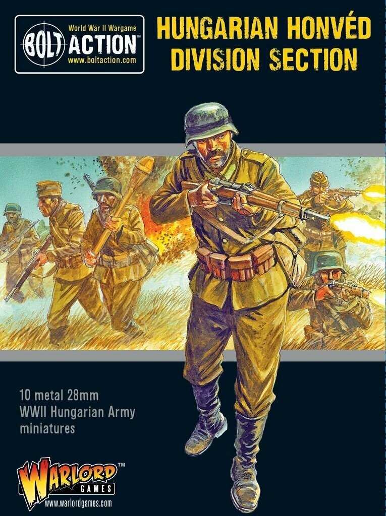Hungarian Honvéd Division Section