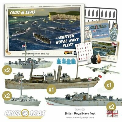 British Royal Navy Starter