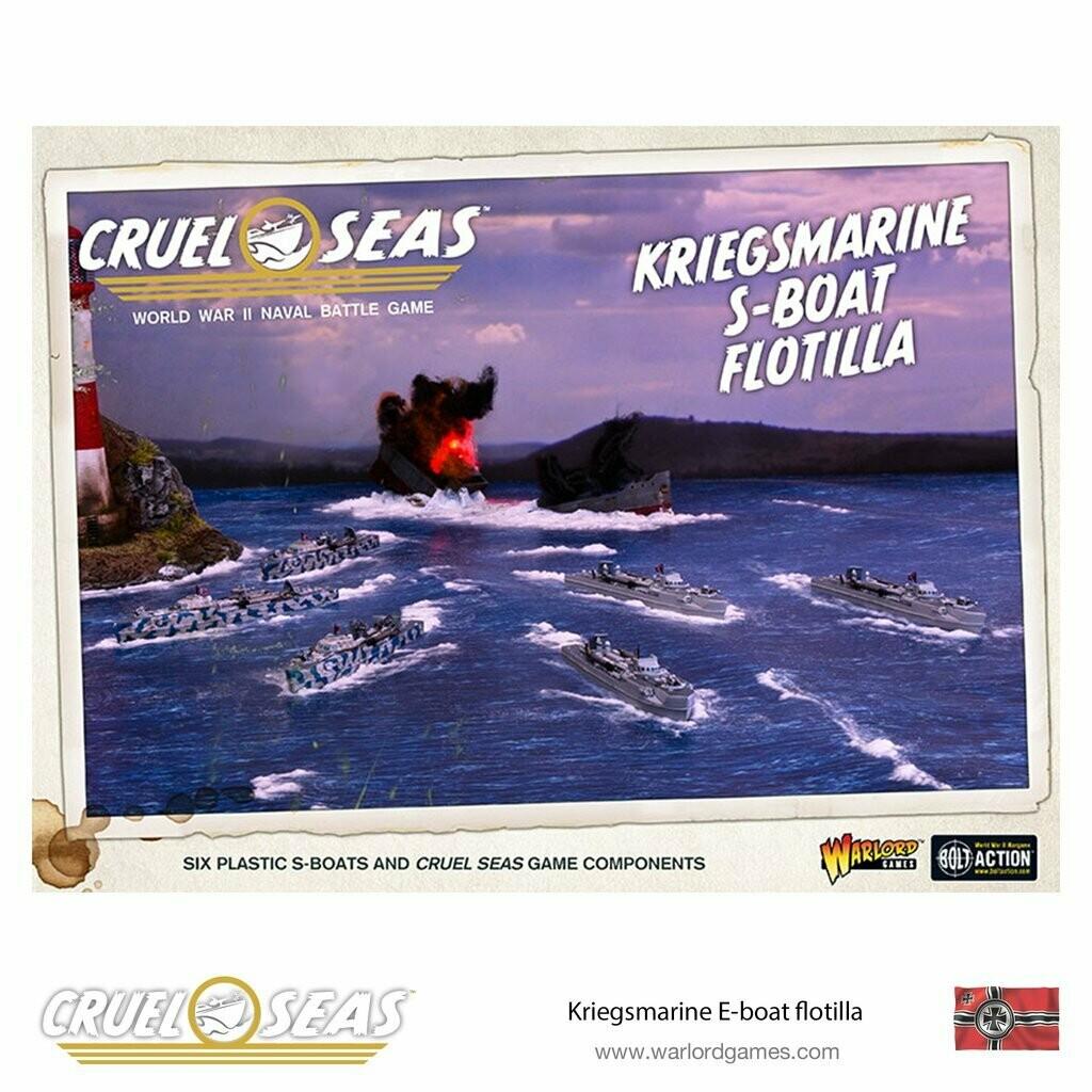 Kriegsmarine S Boat Flotilla