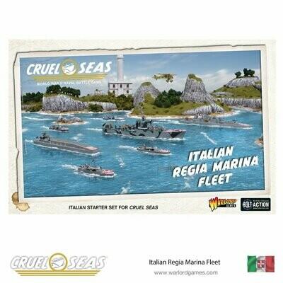 Italian Regia Marina Fleet