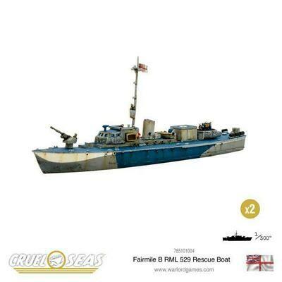 Cruel Seas Kriegsmarine R-23 R-Boat