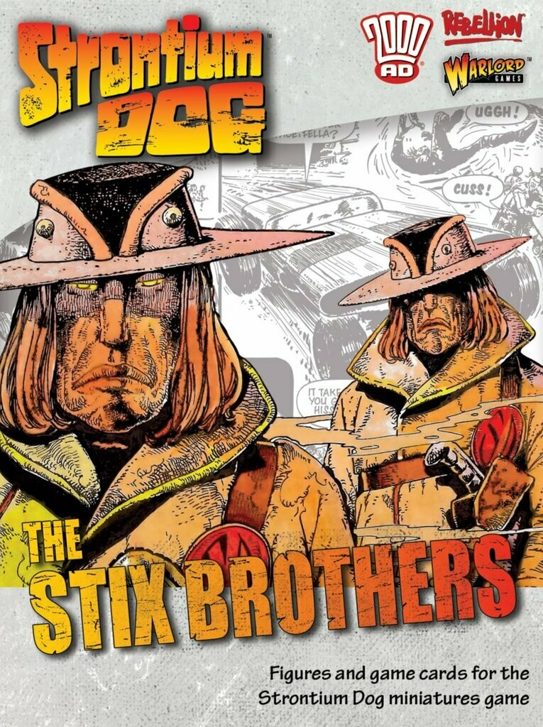 The Stix Brothers