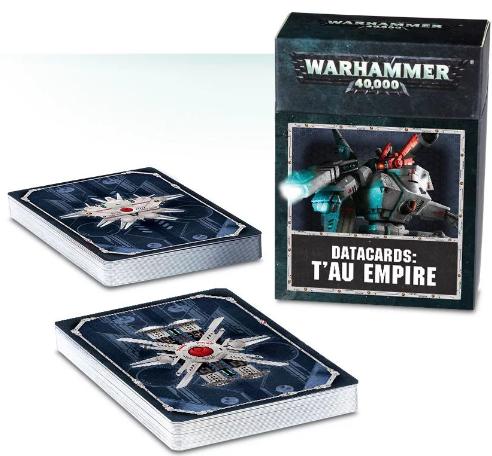 Tau Empire Data Cards
