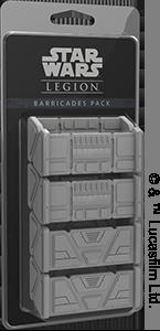 Legion Barricades