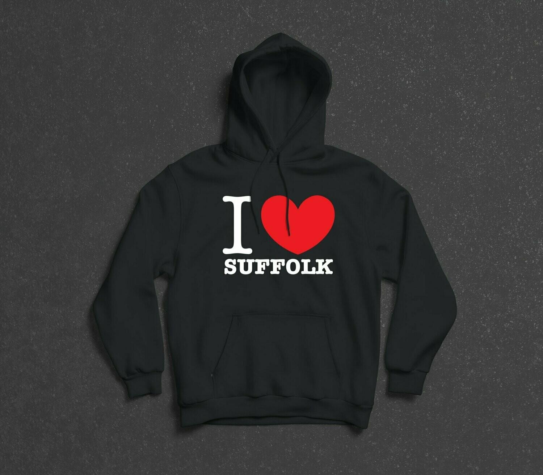 I Love Heart Dagenham Sweatshirt