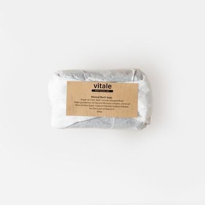 Mineral Black Soap