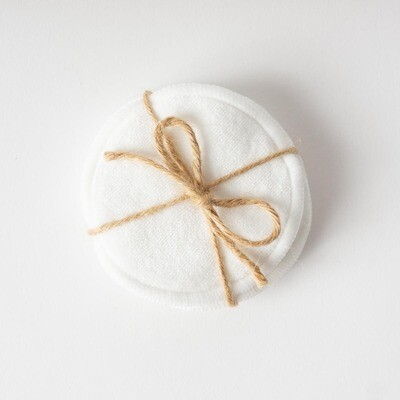 4 Reuseable Washable Cleansing Pads