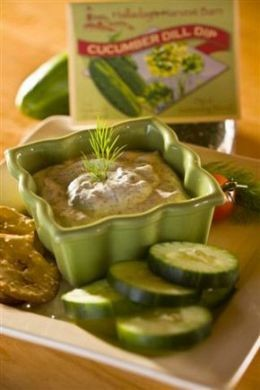 Halladay's Harvest Barn Cucumber Dill Dip & Cooking Blend