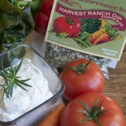 Halladay's Harvest Barn Harvest Ranch Dip & Cooking Blend