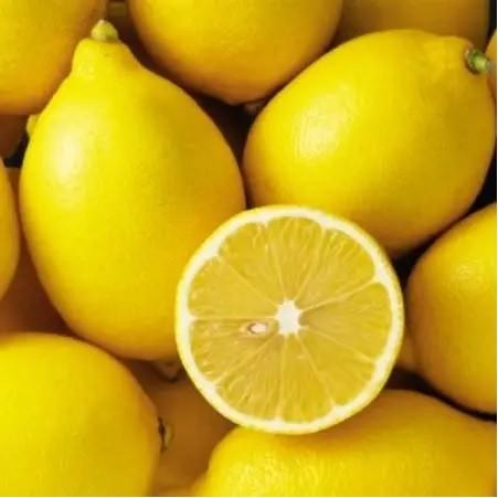 Lemon Infused Balsamic Vinegar