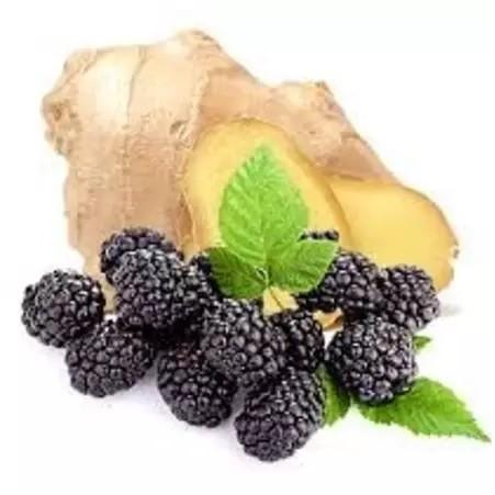 Blackberry Ginger Infused Balsamic Vinegar