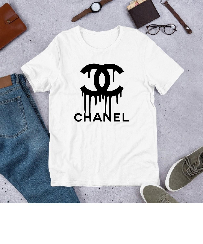 new product 342da defce Chanel Shirt, Coco Chanel t-shirt,