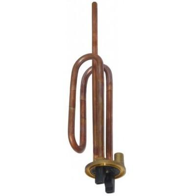 Нагревательный элемент RCF 1500 Вт. M6 под анод (фланец 48мм. ТЭН для водонагревателя)