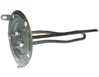 Нагревательный элемент 1000 Вт M6 Фланец D-125mm 5 отверст. для водонгревателей. Ariston VELIS Мод.: ABS VLS PREMIUM PW 30-100, ABS VLS PW 30-100 трубка термостата - 280мм