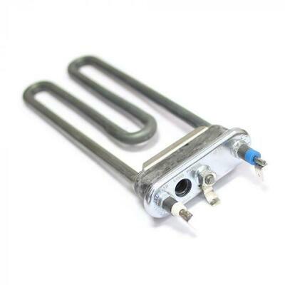 Тэн 1300W, прямой, с датчиком, L=165 мм, l=20 мм.