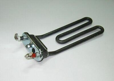 Тэн 1800W. гнутый, с отверстием под датчик, L=200 мм, l=18 мм, широкая резинка