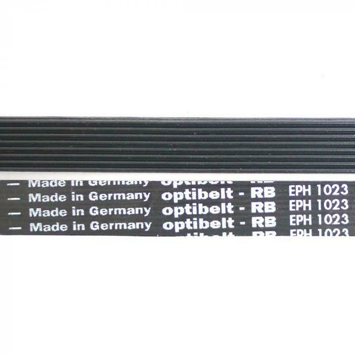 Ремень привода стиральной машины 1023 H7 985мм черный H022