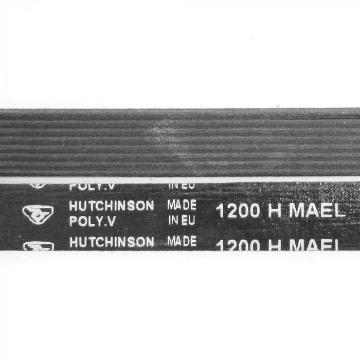 Ремень 1200 H8 L-1125 мм, чёрный H300
