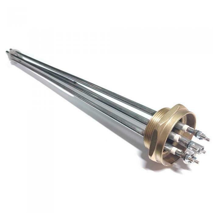 Блок ТЭНов KFL 009 10 кВт 400 мм нержавейка 68610Р