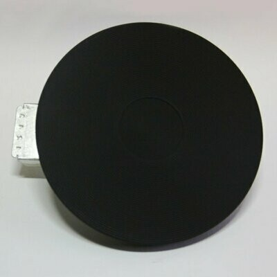Электроконфорка D180mm 220v 1500Вт с ободом