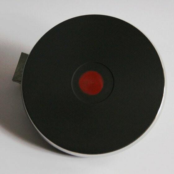 Электроконфорка D180mm 220v 2000Вт с ободом и терморегулятором мощности