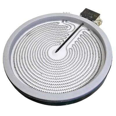Электроконфорка для стеклокерамических плит D210mm 2200вт