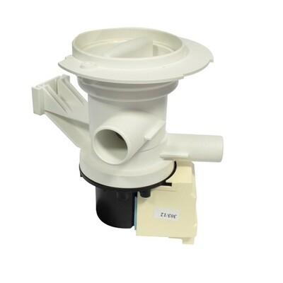 Насос Whirlpool 34W с улиткой с 481236018529 с 481236018472 Draining pump