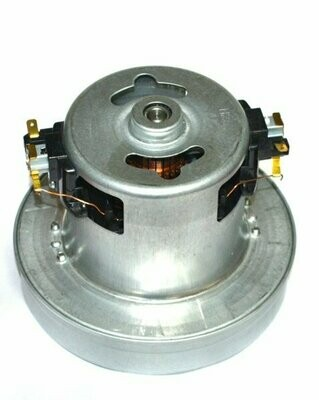 Мотор пылесоса 2000w JM04+кольцо H=124 D=130 h=27