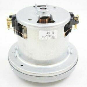 Мотор пылесоса 1800W VCM-140-3 Bosch H=125,D=130 с кольцом VC07W276