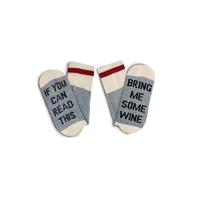 Novelty Comfort Cotton Socks