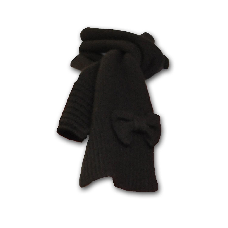 Portolano Black Scarf (R 165)