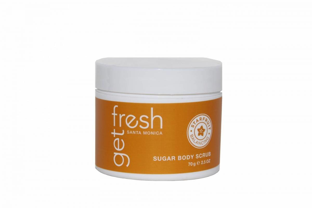 Get Fresh Body Scrub 2.5 Oz