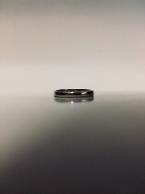 Sterling Silver Toe Ring - Wide (2 mm)