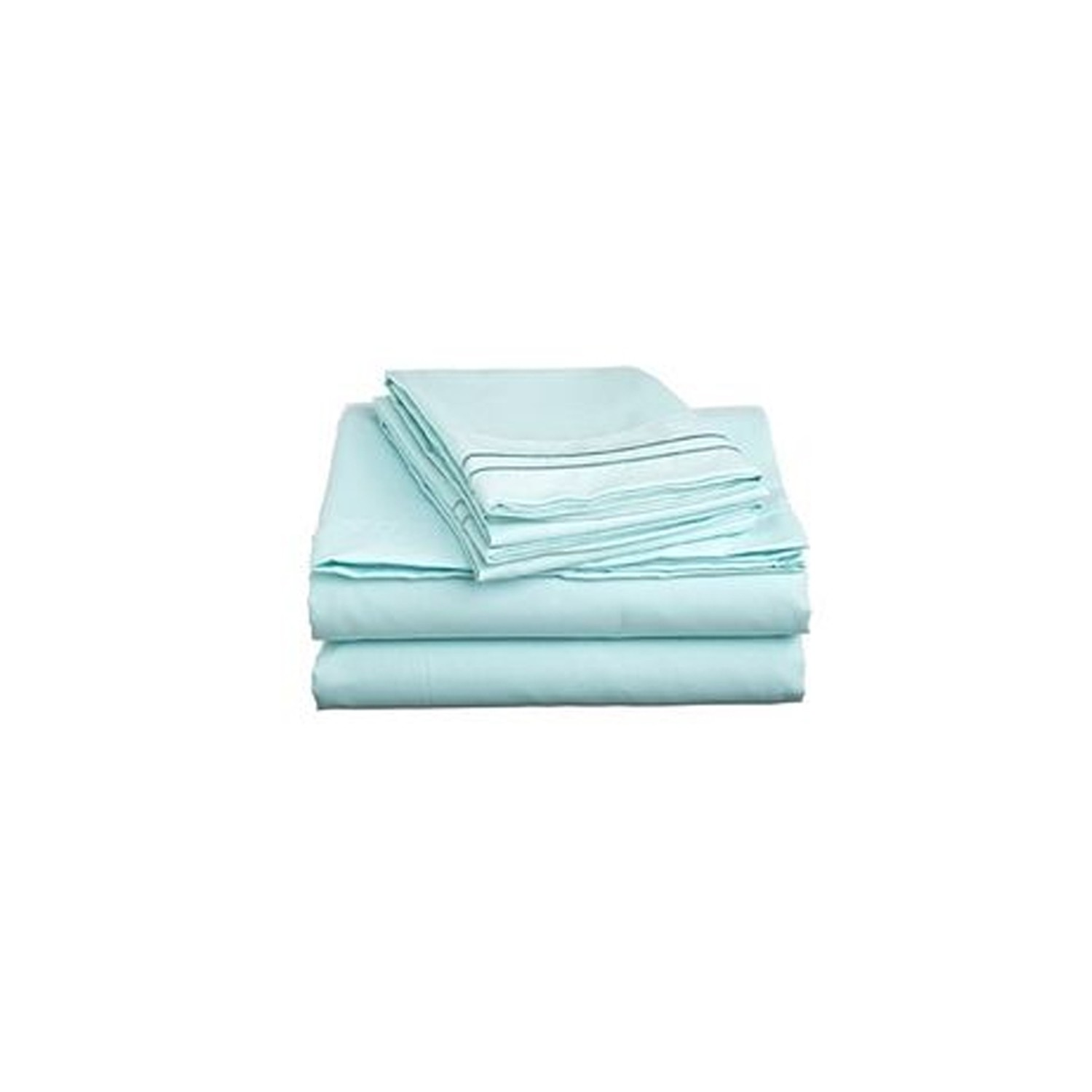 JS Sanders Twin Sheets Set - 1500 Thread Count
