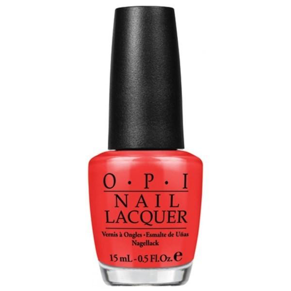 OPI Nail Polish My Paprika is Hotter Than Yours!