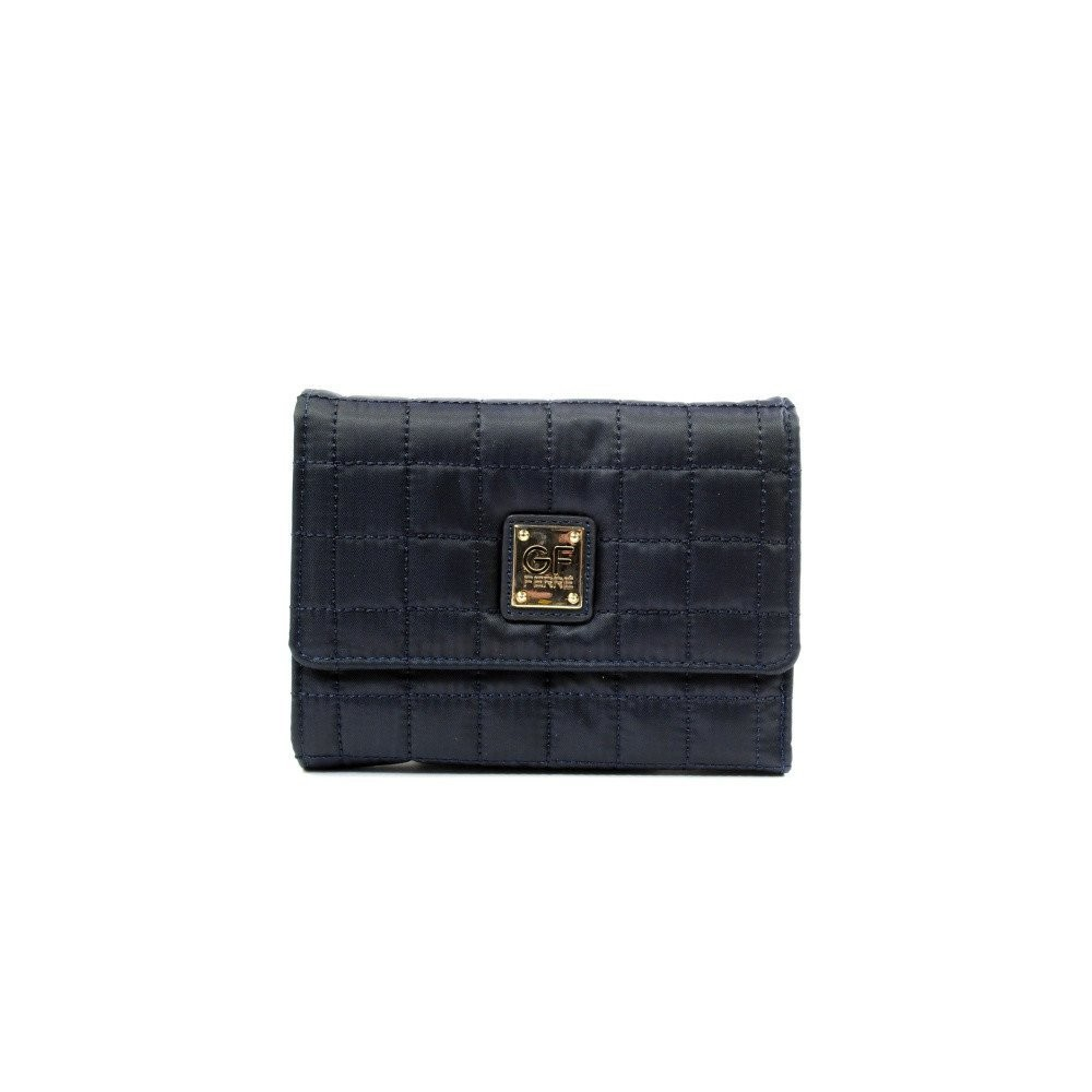 Gianfranco FERRE Quilted Wallet