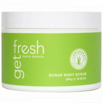 Get Fresh Body Scrub 2.5 Oz Lemongrass